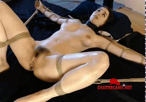 Spanked While Machine Pounds In The Assfuck