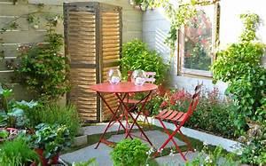 comment creer un petit jardin de ville le blog de With comment creer un jardin paysager
