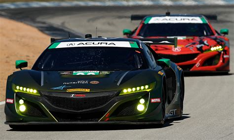 Acura Customer Support by Inside Acura Nsx Gt3 Customer Support Sportscar365