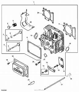 32 John Deere D105 Parts Diagram
