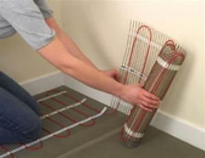 Plancher Chauffant Electrique : plancher chauffant en r novation hydraulique ou lectrique ~ Melissatoandfro.com Idées de Décoration