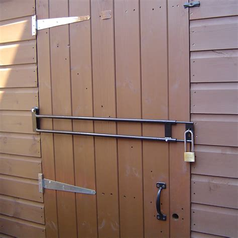 sliding patio door security bar uk shedsafe security door bar next day delivery shedsafe