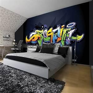 Tapete Jugendzimmer Junge : freestyle graffiti fotobehang boys kleurmijninterieur ~ Michelbontemps.com Haus und Dekorationen