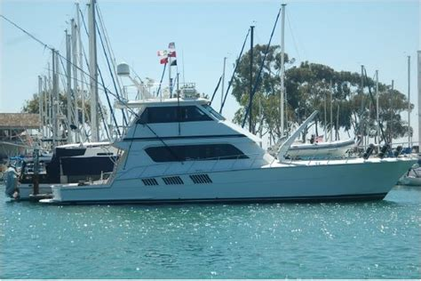 Secured Boat Loan Calculator by 65 Hatteras Sportfisher For Sale In Point By