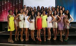 Miss South Africa 2014 Semi Finalists Announced Looking