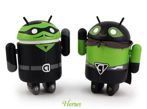 android figures android mini figures summer special edition gadgetsin