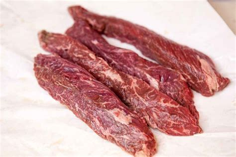 what is hanger steak hanger steak with shallots recipe simplyrecipes com