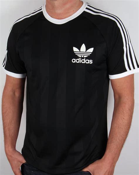 t shirt adidas adidas retro t shirt black 3 stripes skool original
