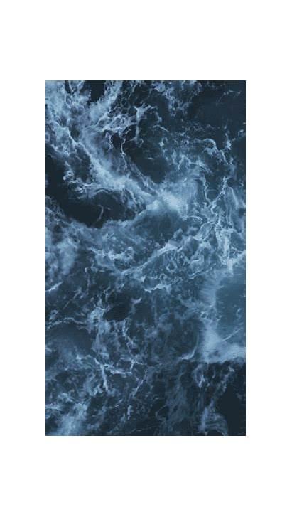 Ocean Water Aesthetic Nature Sea Waves Underwater