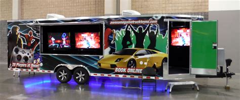 Photo Gallery The Best Mobile Video Game Theaters For Sale