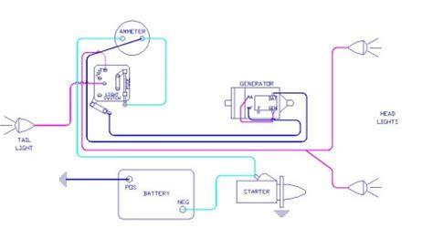 6 Volt Generator Wiring Diagram 1950 Mercury by 1948 Cub Wiring Farmall Cub