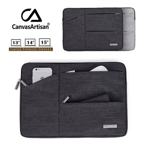Softcase Anti Air tas laptop anti air dilengkapi pelindung softcase sleeve