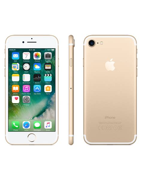 iphone 7 128gb gold iphone apple electronics