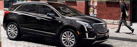 cadillac xt color options