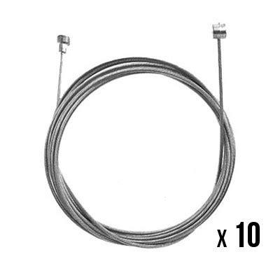 cable frein a 10 c 226 bles frein avec t 234 te diff 233 rente aux embouts pour v 233 lo route vtt