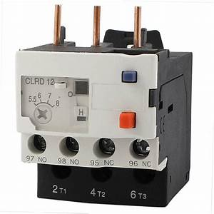 Thermal Protection Overload Relay 3 Pole Clrd12 5 5