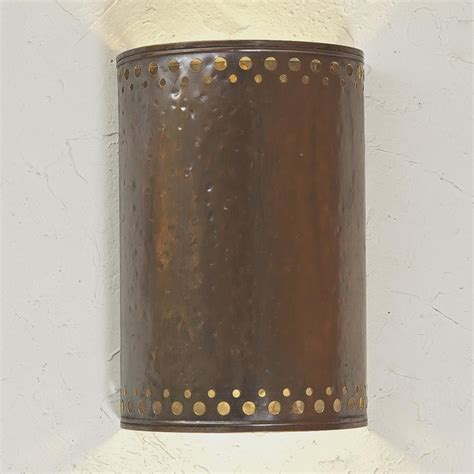 hammered copper outdoor light outdoor wall lights and