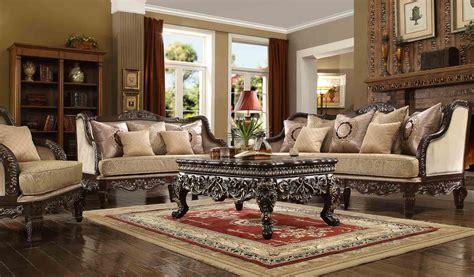 25 amazing victorian sofa ideas for elegant living room. HD 914 Homey Design upholstery living room set Victorian ...