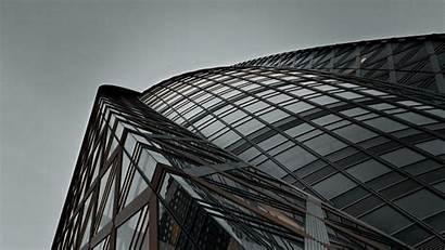 Architecture Building Facade 4k Modern Background Uhd