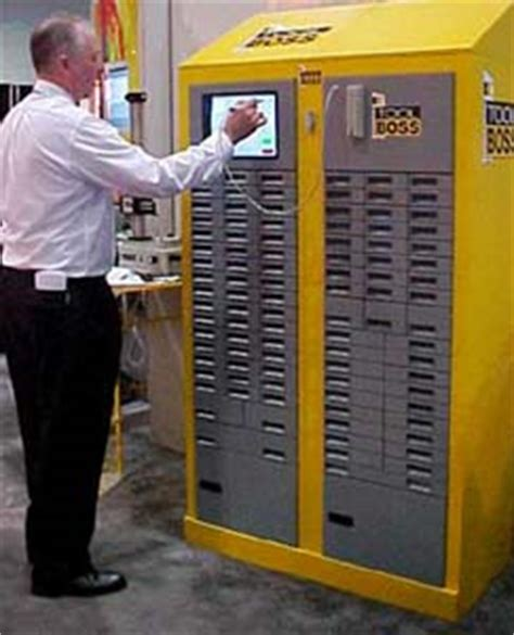Westec 2000: Kennametal Debuts Re-Invented Tool Dispenser