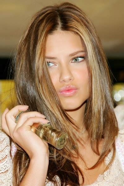 hairstyle  adriana lima hairstyles