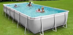 Piscine Tubulaire Hors Sol : piscine hors sol autoportante kit easy 4 4 x 3m piscine ~ Melissatoandfro.com Idées de Décoration