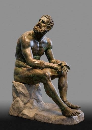 news from the getty j paul getty museum presents power and pathos bronze sculpture of the