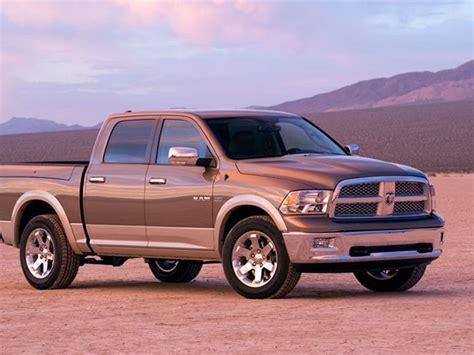 2010 Dodge Ram 1500  Tech Specs  Truck Trend