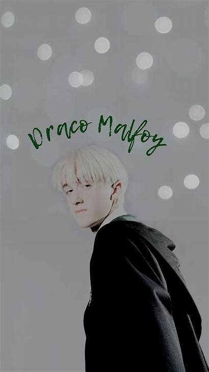 Draco Malfoy Wallpapers Harry Iphone Potter Aesthetic