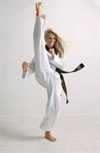 Tiffiny Hall Taekwondo