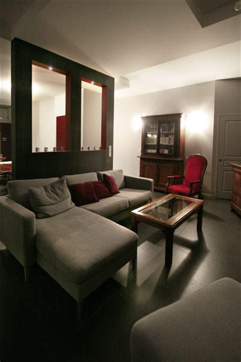 image cuisine moderne architecte d 39 intérieur lyon rénovation appartement moderne