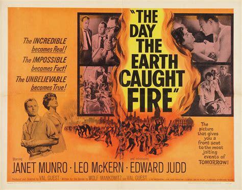 le jour ou la terre prit feu  day  earth caught fire