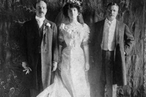 Franklin And Eleanor Roosevelt Wedding Roosevelt