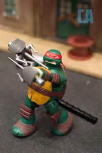 Teenage Mutant Ninja Turtles 2014 Toys