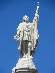 Image result for Christopher Columbus arrived in San Juan, Puerto Rico.