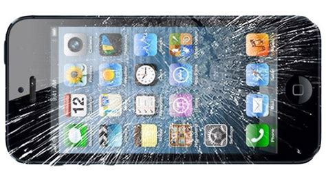 broken iphone screen how to repair a iphone or screen 5 fixes for