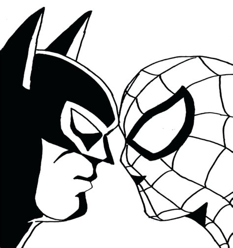 outline  batman    clipartmag