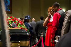 Ferguson Mourns Michael Brown at St Louis Funeral   Time