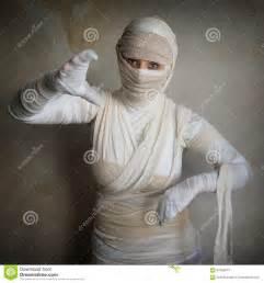Female Egyptian Mummy