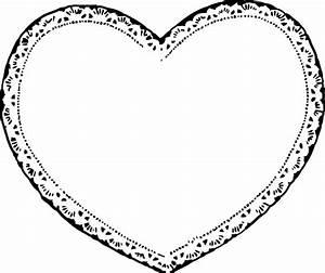 Decorative Heart Clip Art At Vector Clip Art