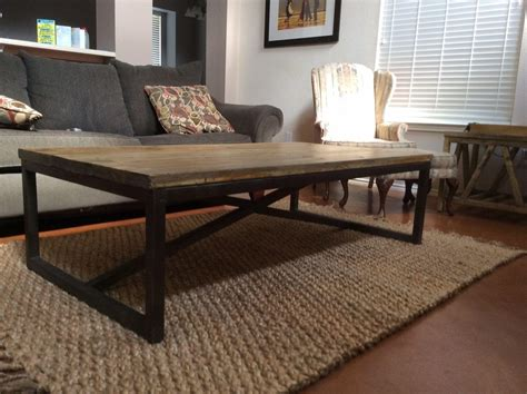 Dark Frame Metal Coffee Table Base 2017 National Coffee Day Texas Round Table Wood Make Your Own Plans Stumptown Tables On Casters Jordan's Furniture