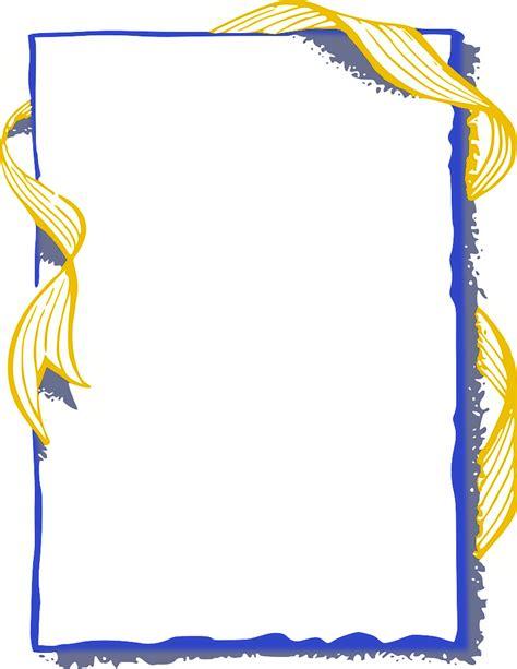 gold frame border    clipartmag