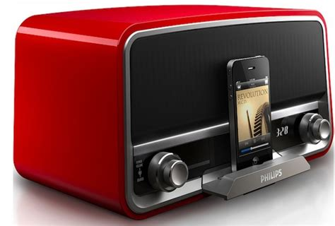 Philips goes retro with 1950s inspired radios - Pocket-lint