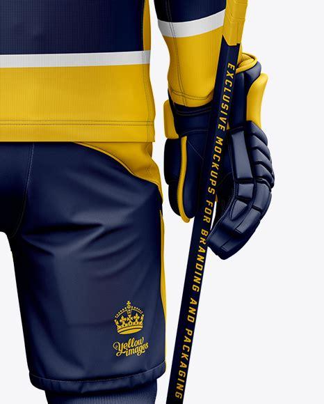 Freepik editorbeta free online template editor. Ice Hockey Jersey Mockup Free