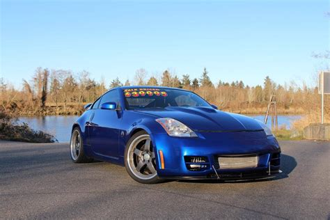 2004 Nissan 350z For Sale #1907931