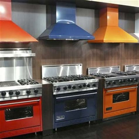 Cooking In Color  The Latest In Kitchen Appliances  This