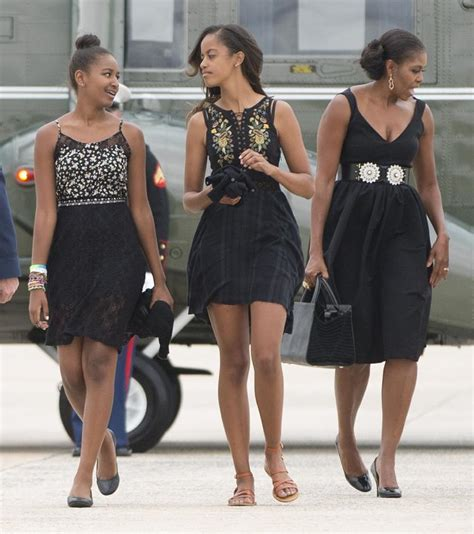 Malia And Sasha Obama Top Time's 25 Most Influential Teens