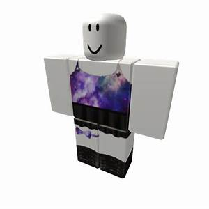 Purple Galaxy Outfit - Roblox