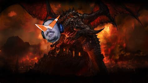 Deathwing Animated Wallpaper - i was the innkeeper to test the new deathwing