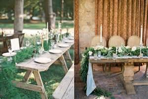 mariage nature comment créer une table de mariage ambiance nature la mariée en colère mariage